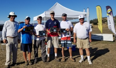 2017 Team Selects winners after the contest. From Left: Rick Johnston,(Organizer)  Neal Huffman, Bob McGowan, Jody Miller, Mario Scolari and Phil Renaud.(CD)